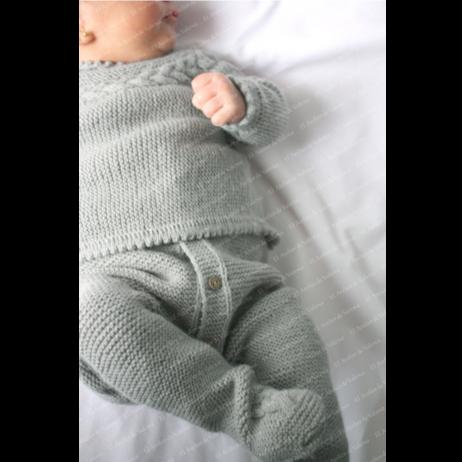 Casper Outfit Pattern