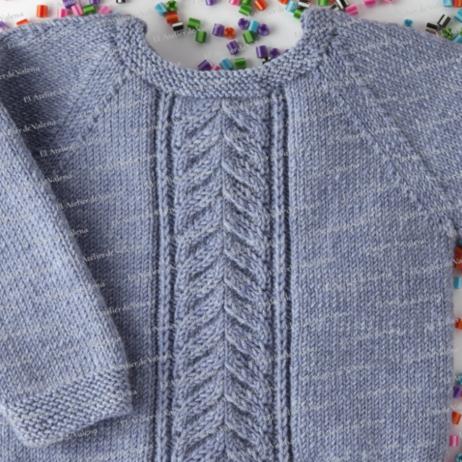 Halvar Sweater Pattern